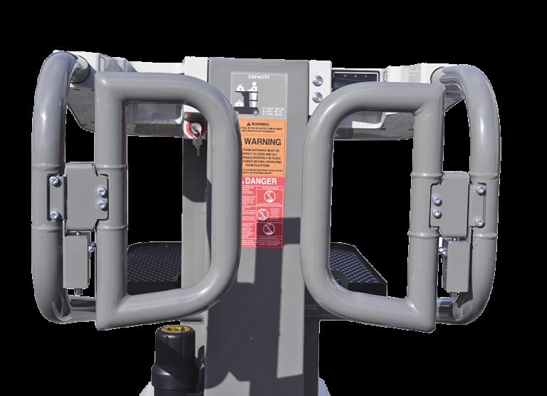 Complete Gate Interlock